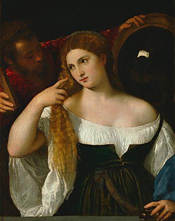 Missy k lover art archive du blog les oeuvres les for Venus au miroir