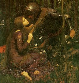 Waterhouse : La Belle Dame sans merci